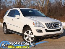 2011_Mercedes-Benz_M-Class_ML 350 4Matic_ Schaumburg IL