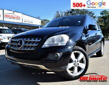 2011_Mercedes-Benz_M-Class_ML 350 4dr SUV_ Saint Augustine FL