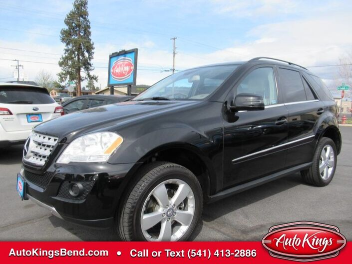 2011 Mercedes-Benz M-Class ML 350 Bend OR