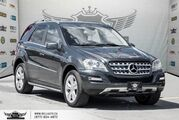 2011 Mercedes-Benz M-Class ML 350 BlueTEC, AWD, NAVI, BACK-UP CAM, BLINDSPOT Toronto ON