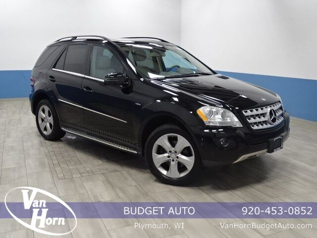 2011 Mercedes-Benz M-Class ML 350 Plymouth WI