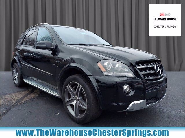 2011 Mercedes-Benz M-Class ML 63 AMG Chester Springs PA