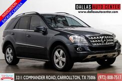 2011_Mercedes-Benz_M-Class_ML350 4MATIC_ Carrollton TX