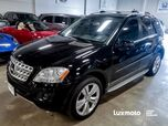 2011 Mercedes-Benz ML 350 4MATIC Only 64k Miles