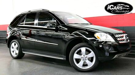 2011_Mercedes-Benz_ML350 4-Matic_4dr Suv_ Chicago IL