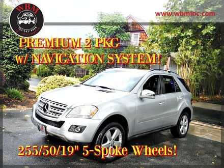 2011_Mercedes-Benz_ML350_4MATIC_ Arlington VA