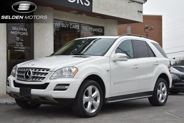 2011_Mercedes-Benz_ML350_BlueTEC_ Conshohocken PA