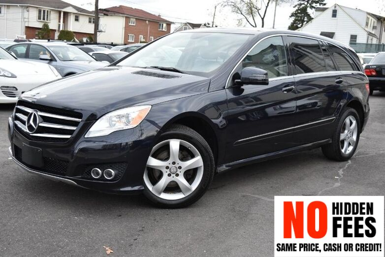 2011 Mercedes-Benz R350 4-Matic P1/ Navigation Elmont NY