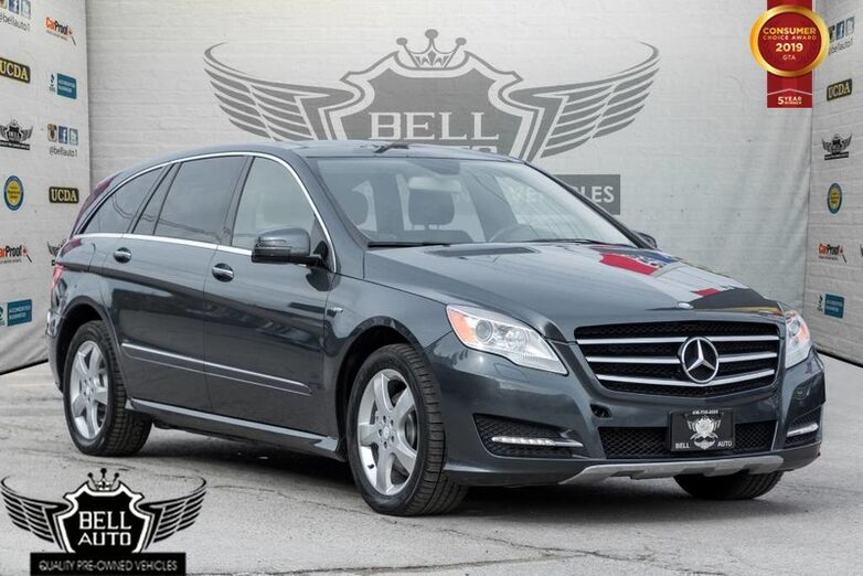2011 Mercedes-Benz R350 BlueTEC 4MATIC PARKTRONIC NAVI PANORAMIC ROOF LEATHER BACK-UP CAMERA Toronto ON
