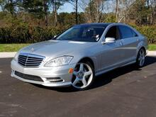 2011_Mercedes-Benz_S-Class_4dr Sdn S 550 RWD_ Cary NC