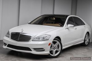 2011_Mercedes-Benz_S-Class_S 550_ Akron OH