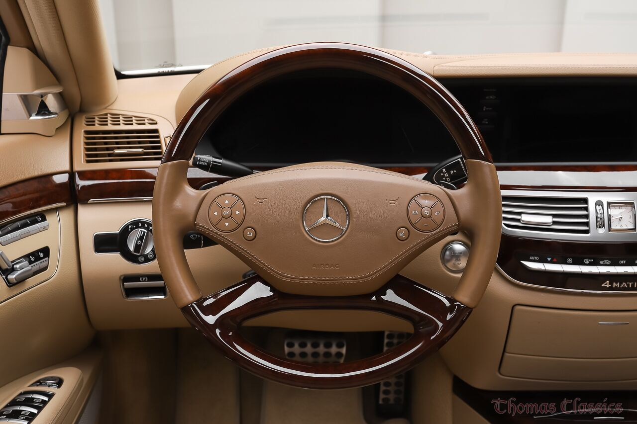 2011 Mercedes-Benz S-Class S 550 Akron OH
