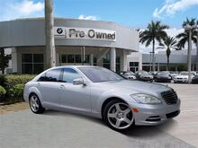 2011_Mercedes-Benz_S-Class_S 550_ Coconut Creek FL
