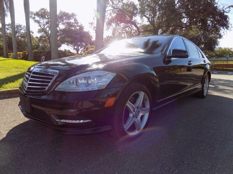 2011 Mercedes-Benz S-Class S 550 Hollywood FL