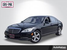 2011_Mercedes-Benz_S-Class_S 550_ Houston TX