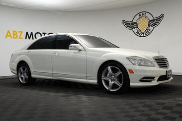 2011_Mercedes-Benz_S-Class_S 550 Sport AMG.Navigation,Camera,AC/Heated Seats_ Houston TX