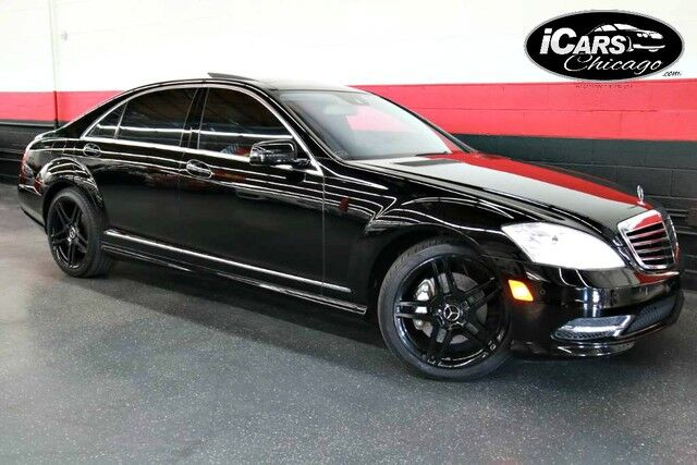 2011 mercedes benz s550 amg sport 4 matic 4dr sedan skokie. Black Bedroom Furniture Sets. Home Design Ideas