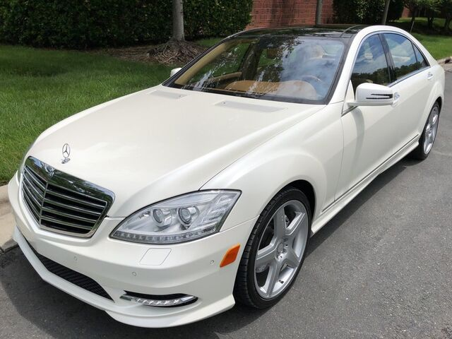 2011_Mercedes-Benz_S550_AMG Sport Pkg. Pano Roof_ Charlotte NC