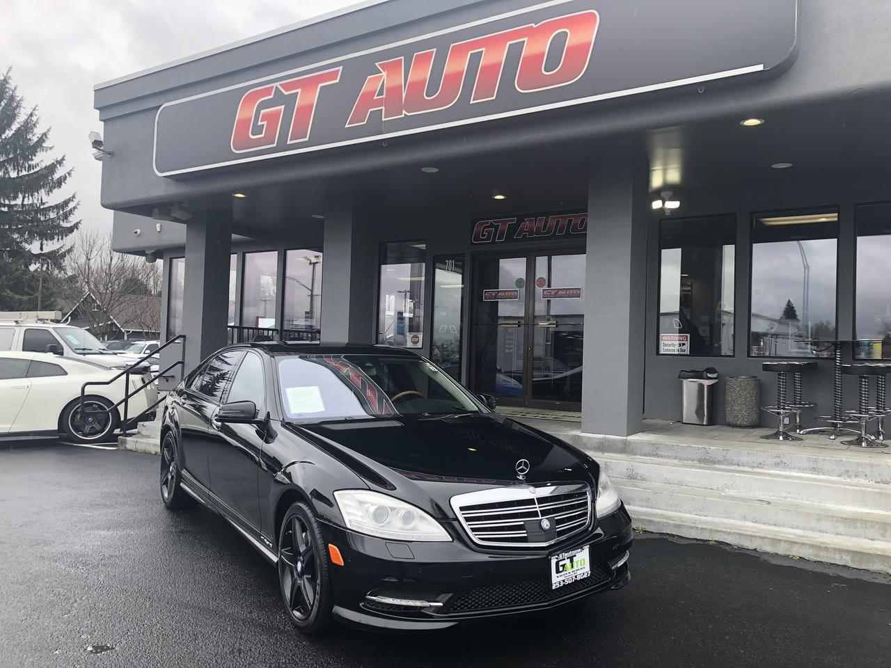 2011 Mercedes-Benz S550 *Luxury RWD* Puyallup WA