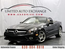 2011_Mercedes-Benz_SL-Class_SL 550 Sport Package_ Addison IL