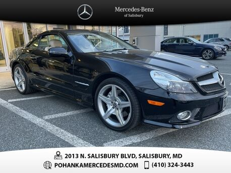 2011_Mercedes-Benz_SL-Class_SL 550 V8 ** HARD TOP CONVERTIBLE **_ Salisbury MD