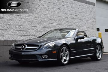 2011_Mercedes-Benz_SL550_SL 550_ Willow Grove PA