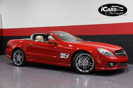 2011_Mercedes-Benz_SL63 AMG_2dr Convertible_ Chicago IL