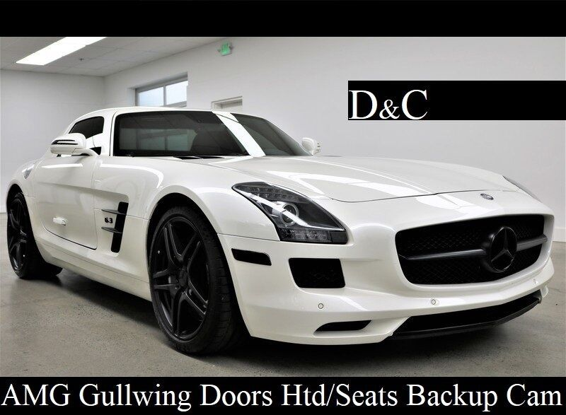 2011 Mercedes-Benz SLS AMG® Coupe Portland OR