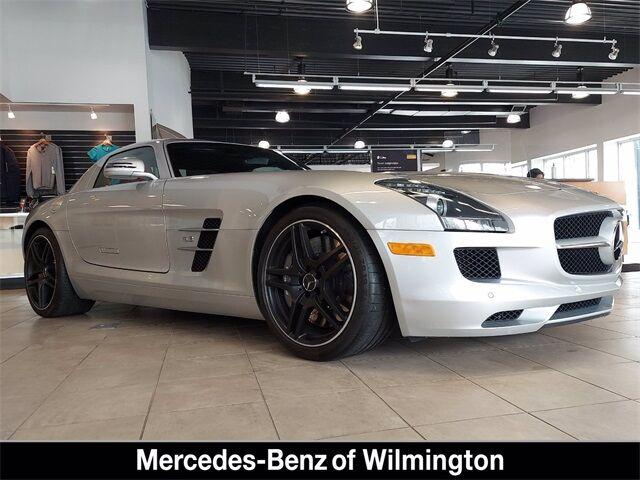 2011 Mercedes-Benz SLS COUPE  Wilmington DE