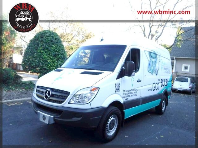 2011 Mercedes-Benz Sprinter 2500 144 High Roof Arlington VA