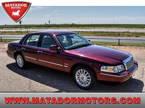 2011_Mercury_Grand Marquis_LS_ Lubbock & Wolfforth TX