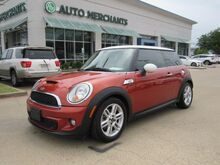 2011_Mini_Cooper_S**Sunroof,Leather,Keyless Entry_ Plano TX