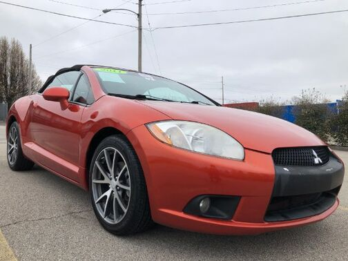 2011_Mitsubishi_Eclipse_GS Spyder_ Frankfort KY