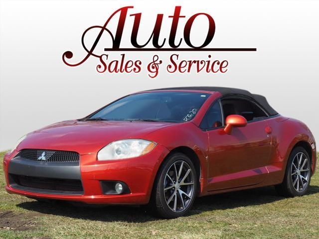 2011 Mitsubishi Eclipse Spyder GS Sport Indianapolis IN