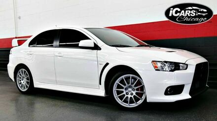 2011_Mitsubishi_Lancer_Evolution GSR 4dr Sedan_ Chicago IL