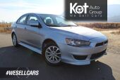 2011 Mitsubishi Lancer SE, Good on Fuel, Great for a First Car
