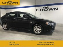 2011_Mitsubishi_Lancer_SE Sportback ** Heated Seats** Bluetooth** Alloys**_ Winnipeg MB