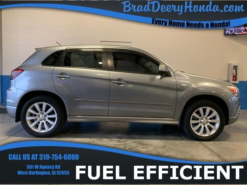 2011_Mitsubishi_Outlander Sport_SE_ West Burlington IA