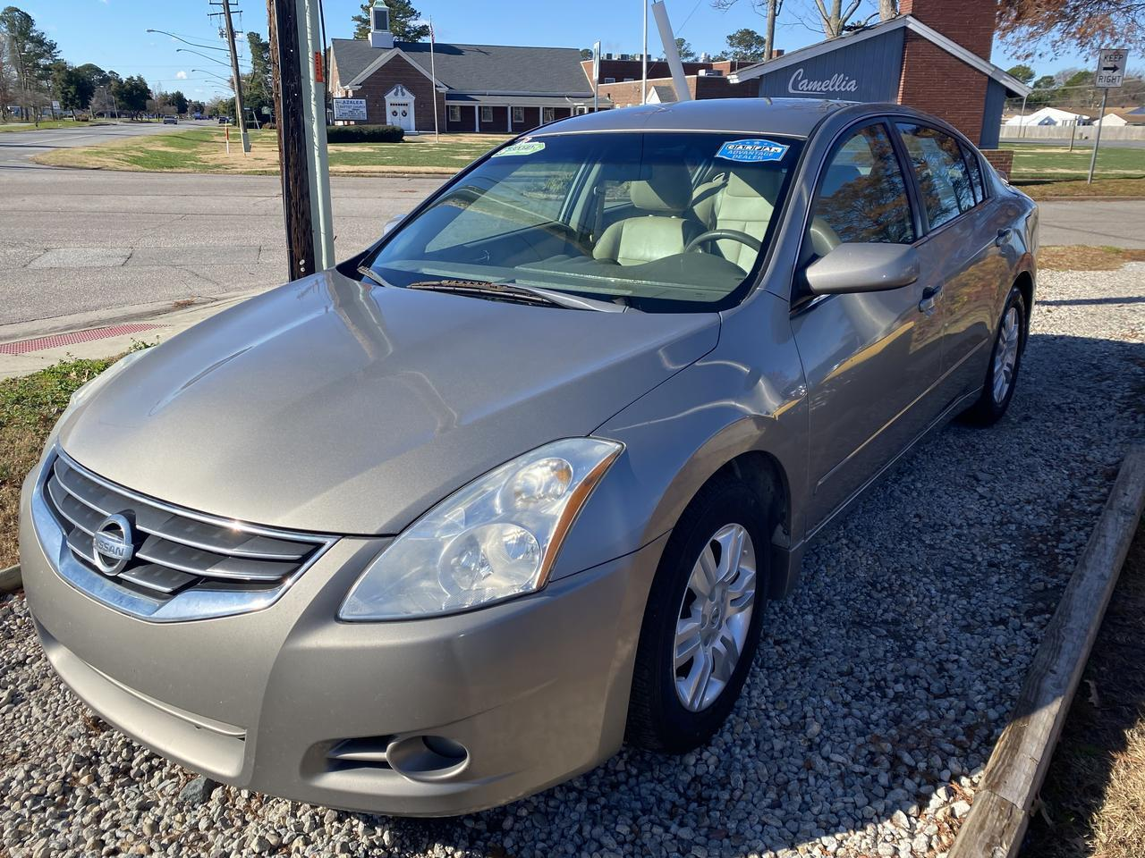 2011 NISSAN ALTIMA S, WHOLESALE TO THE PUBLIC, LEATHER, AUX/USB PORT, KEYLESS START, CLEAN CARFAX! Norfolk VA