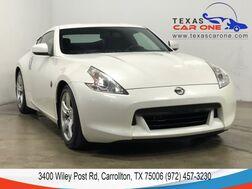 2011_Nissan_370Z_NAVIGATION AUTOMATIC LEATHER SEATS REAR CAMERA KEYLESS START PADDLE SHIFTERS_ Carrollton TX