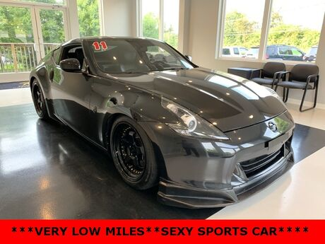2011 Nissan 370Z Touring Manchester MD