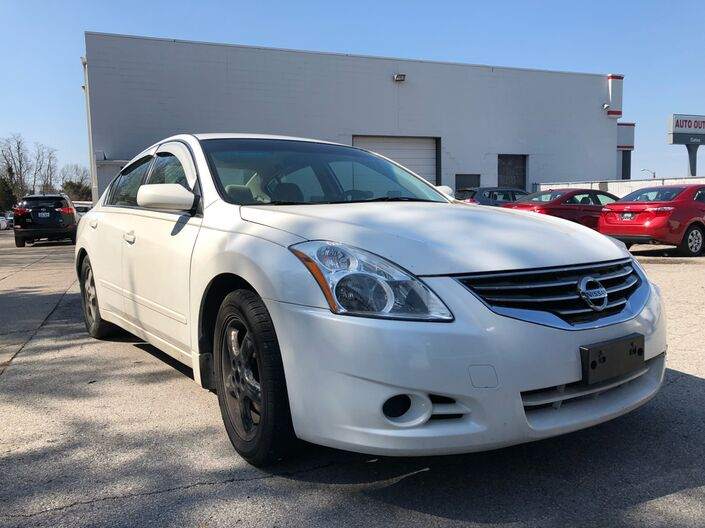 2011 Nissan Altima 2.5 S Richmond KY