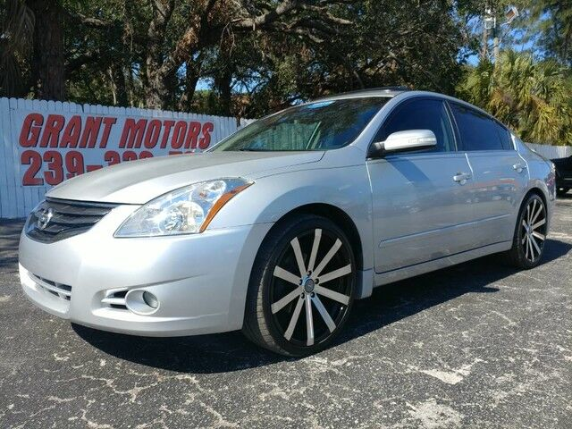 2011_Nissan_Altima_2.5 SL_ Fort Myers FL