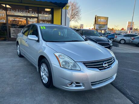 2011 Nissan Altima 4d Sedan Albuquerque NM