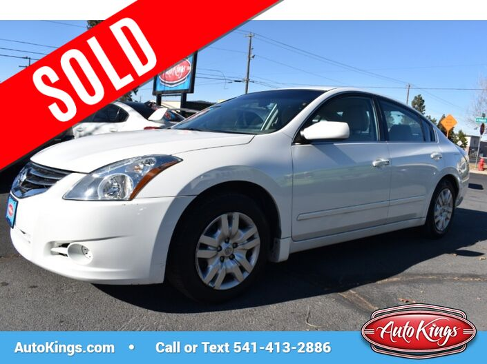 2011 Nissan Altima 4dr Sdn I4 CVT 2.5 S Bend OR