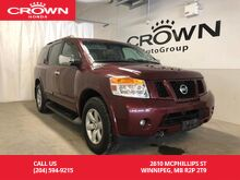 2011_Nissan_Armada_4WD 4dr Platinum Edition *CLEARANCE PRICING*_ Winnipeg MB