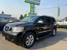 2011_Nissan_Armada_Platinum_ Eugene OR
