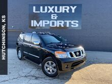 2011_Nissan_Armada_Platinum_ Leavenworth KS