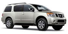 2011_Nissan_Armada_SV_ Covington VA