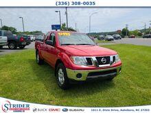 2011_Nissan_Frontier_PRO-4X_ Asheboro NC